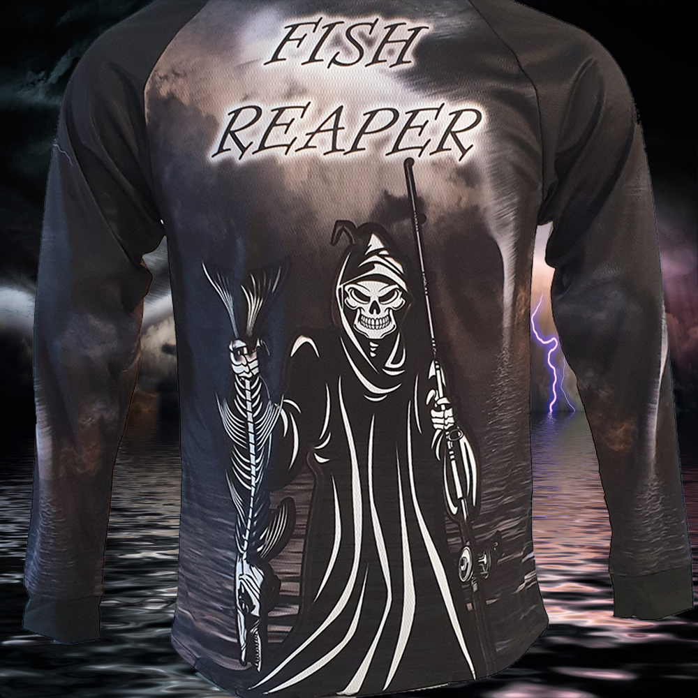 Fish Reaper Tornado Guts Fishing Apparel