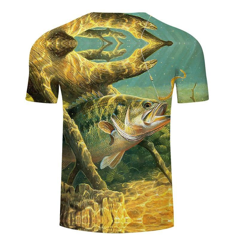 3D Graphic Art T-Shirts Designs 9-12