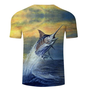 3D Graphic Art T-Shirts Designs 17-20