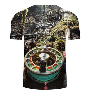 3D Graphic Art T-Shirts Designs 27-30