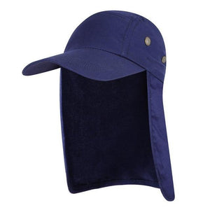 Flap Back Caps DARK BLUE Guts Fishing Apparel