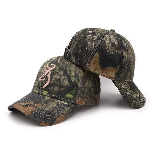 Guts Fishing Apparel  Hat Camo MO Caps CAMOBLN-MO4