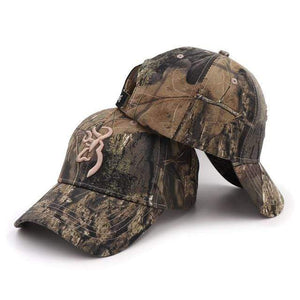 Guts Fishing Apparel  Hat Camo MO Caps CAMOBLN-MO5