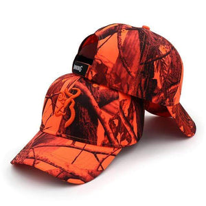 Guts Fishing Apparel  Hat Camo RT Caps CAMOBLN-RT5