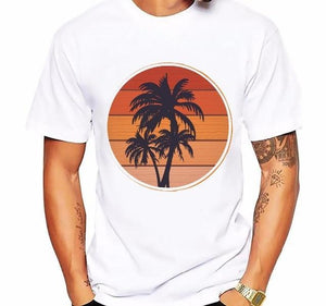 Guts Fishing Apparel  T-shirt 5 / 5XL Palm Tree