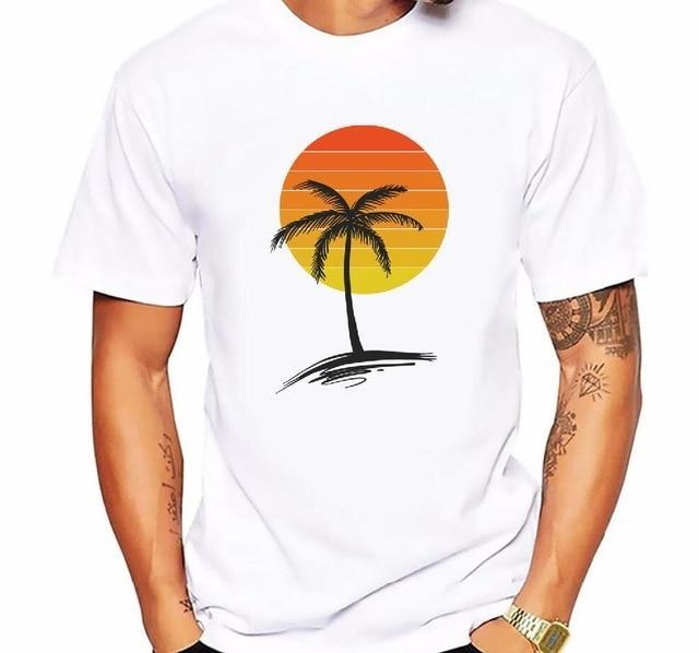 Guts Fishing Apparel  T-shirt 6 / 5XL Palm Tree