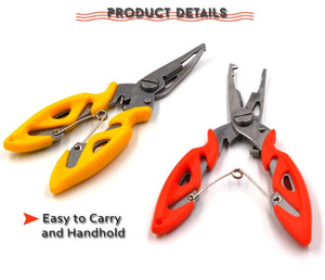Mini Fishing Plier Cutter Blue Guts Fishing Apparel