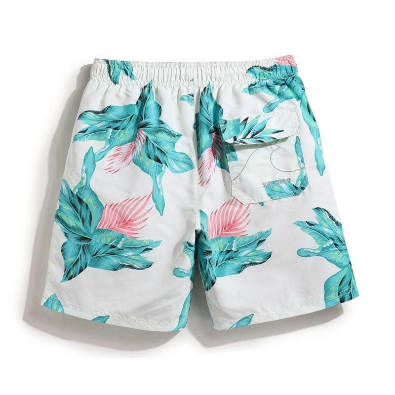 Gailang couples shorts for the beach and swimming. Matching men's and ladies styles.