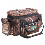 Camo fishing bag