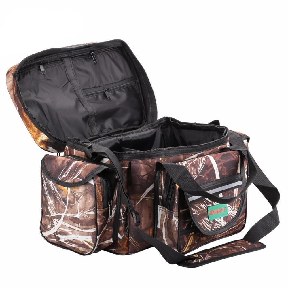 All weather fishing bag.