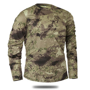 Quick dry long sleeve ATAC army shirt.