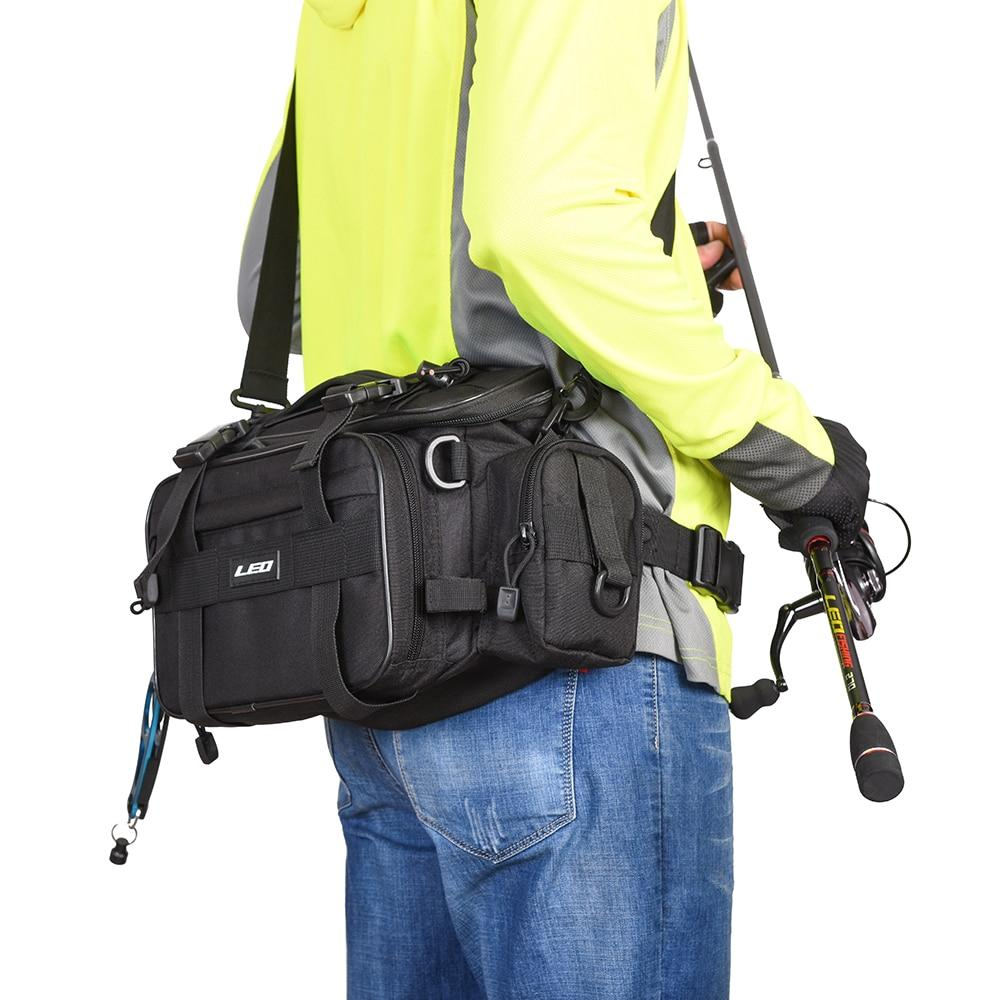 Tackle bag for when you are on the move.