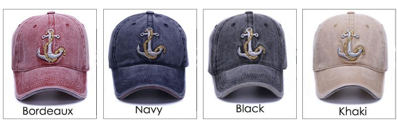 The hatlander anchor cap.