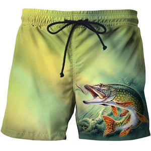 3D print fishing shorts now available at Guts Fishing Apparel.