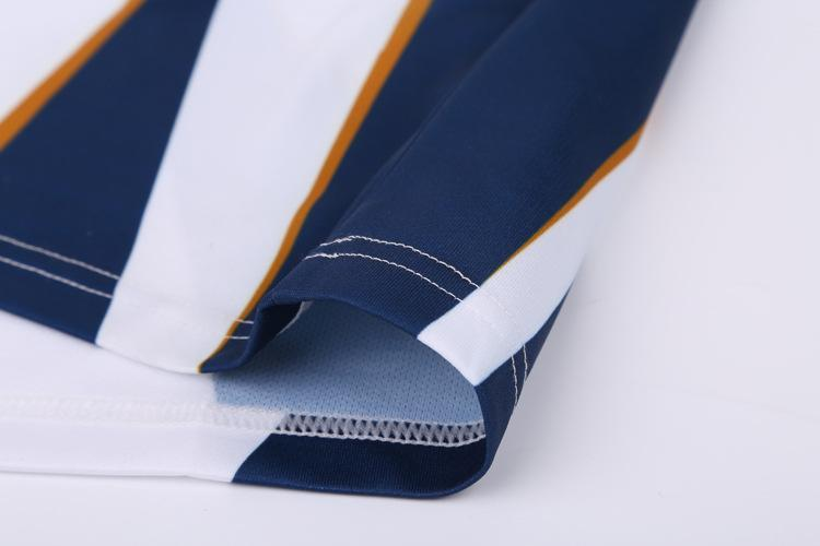Quality rapid dry moisture wicking fabric.