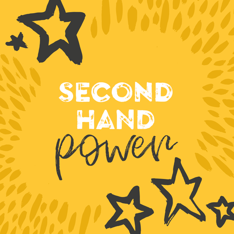 Second Hand Power blog post