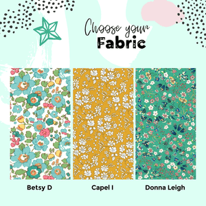 Design Your Own: Liberty Capelet
