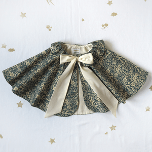 Midnight Garden Capelet