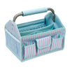 Deluxe Craft Storage Box - Organizer Bin for Crafts