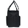 Everything Mary Deluxe Yarn Knitting Crochet Organizer Bag, Black