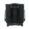 Everything Mary Rolling Craft Bag, Black & Teal