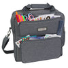 Everything Mary Scrapbook Craft Storage Organizer Case Bag, Grey Heather