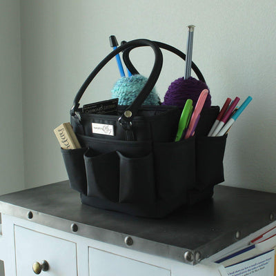 Fold-Open Craft Storage Organizer