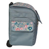 Everything Mary Rolling Sewing Machine Tote, Floral
