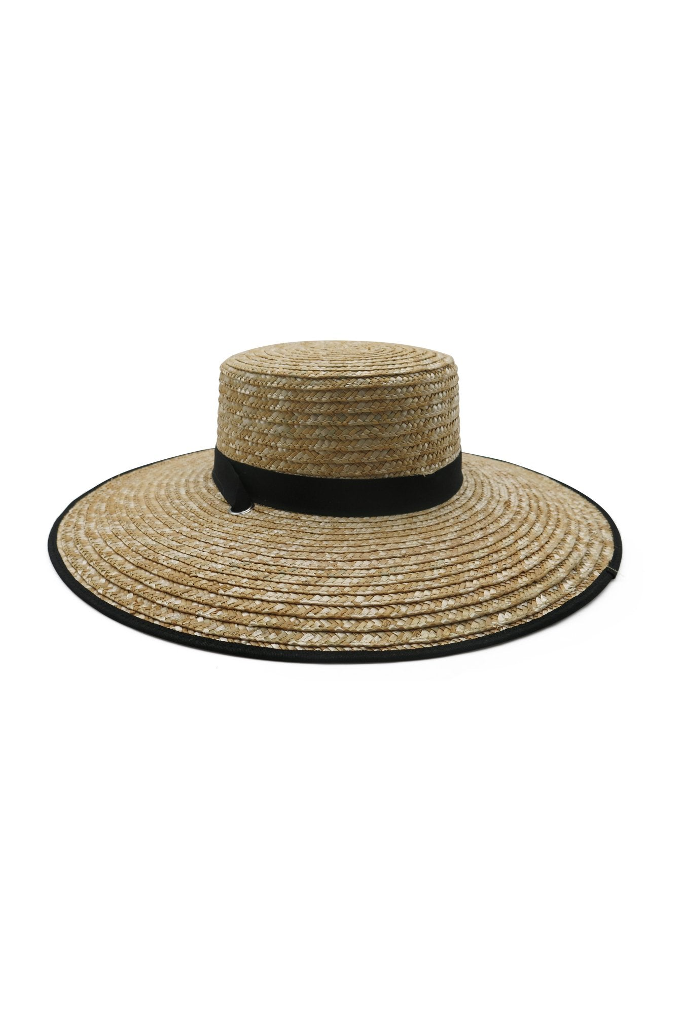 Ace of Something - Roseum Boater Hat