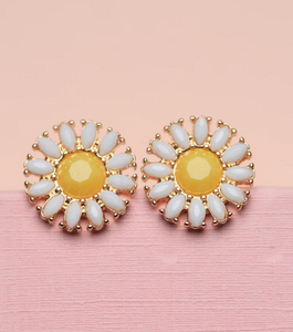 Zafino - Daisy Stud Earrings