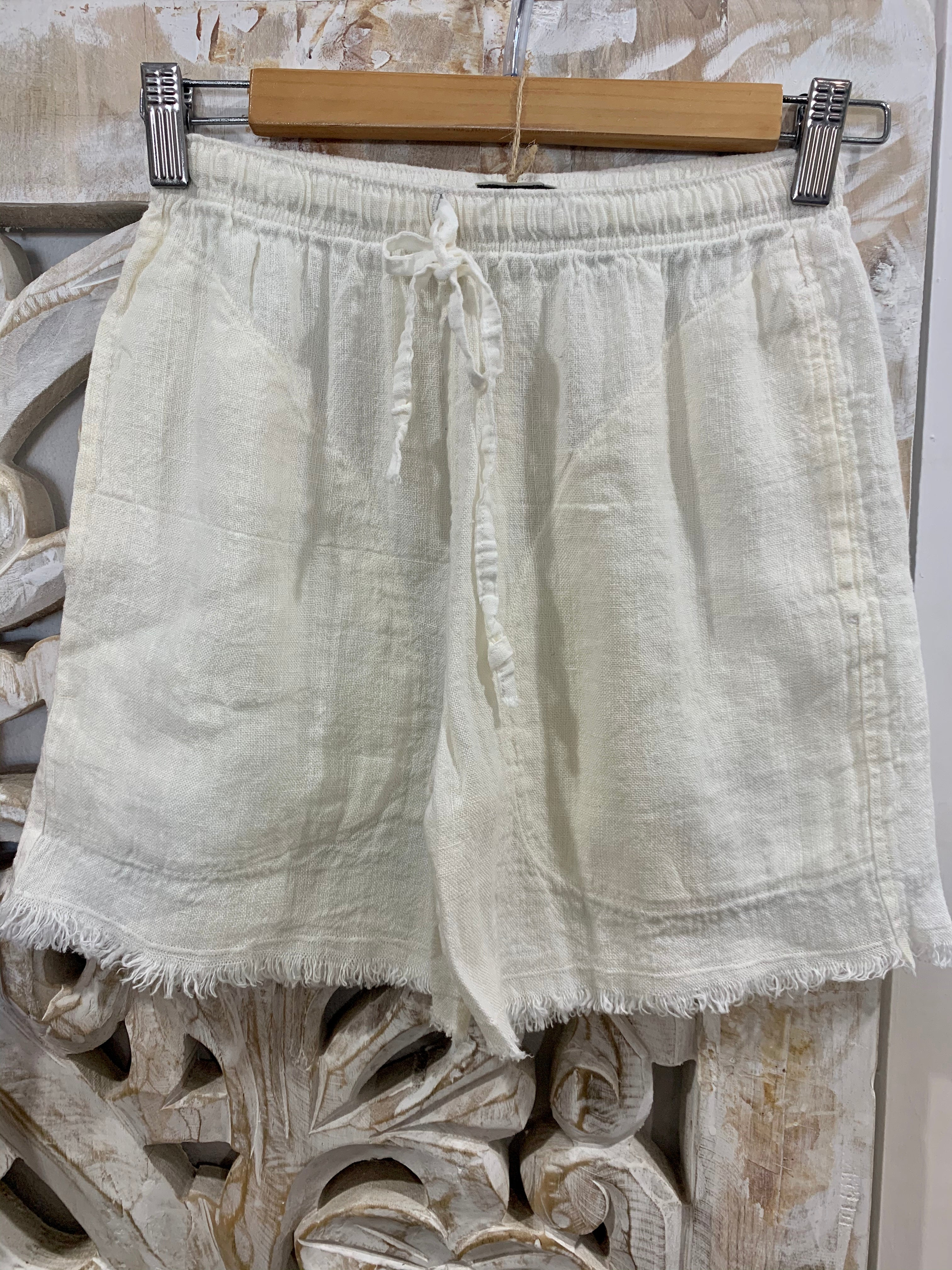 La Bottega di Brunella / Shorts Country / Latte