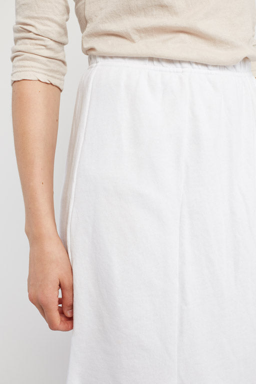 Primness lotus skirt / blanc