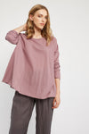 Primness - Ruby Top - Plum