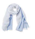 Sadie Scarf - Linen/Cotton