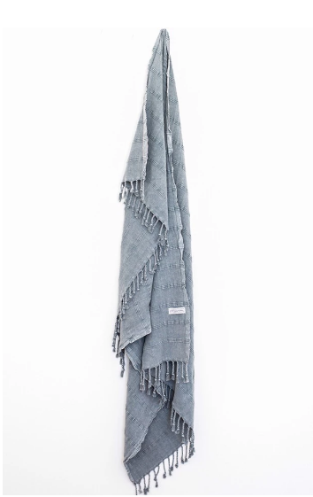 One Fine Sunday - Turkish Towel - Stonewashed