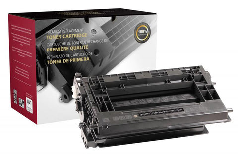 Clover Imaging Clover Imaging Remanufactured Toner Cartridge for HP CF237A (HP 37A)