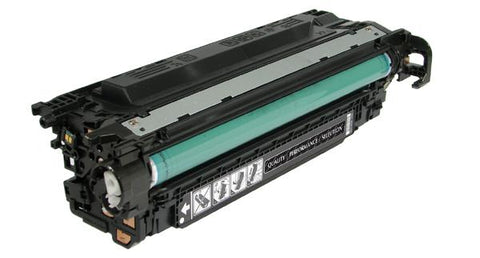 MSE Extended Yield Black Toner Cartridge for HP CE400X (HP 507X)