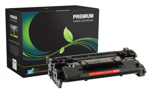 MSE MICR Toner Cartridge for HP CF287A (HP 87A)