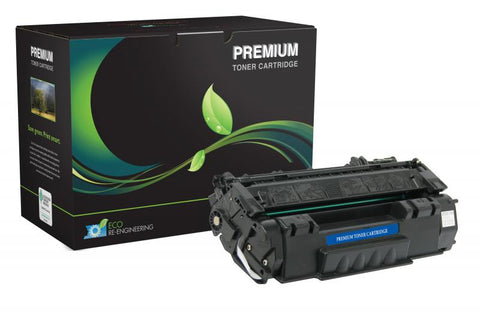 MSE Compatible Extended Yield Toner Cartridge for HP Q5949X (HP 49X)