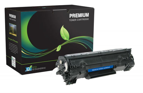 MSE Compatible Toner Cartridge for HP CB435A (HP 35A)