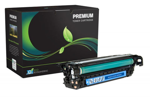 MSE Compatible Cyan Toner Cartridge for HP CE261A (HP 648A)