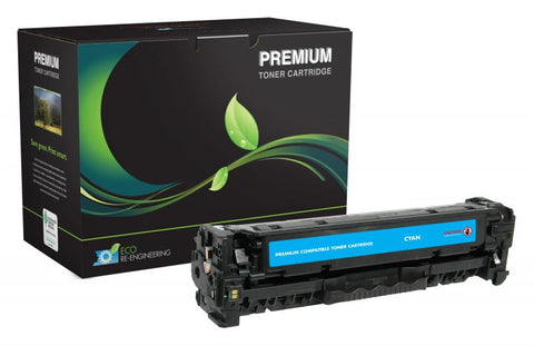 MSE Cyan Toner Cartridge for HP CC531A (HP 304A)