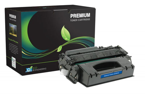 MSE Compatible Extended Yield Toner Cartridge for HP Q7553X (HP 53X)