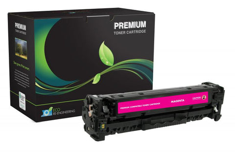 MSE Magenta Toner Cartridge for HP CC533A (HP 304A)
