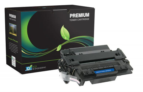 MSE Compatible Toner Cartridge for HP CE255A (HP 55A)