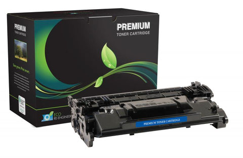 MSE Compatible Toner Cartridge for HP CF287A (HP 87A)