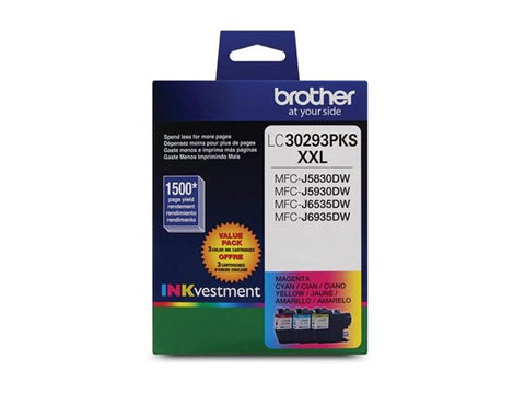Brother Brother  InnobellaTM Ink Cartridge Cyan, Magenta, Yellow, Super High Yield