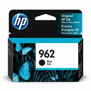 HP HP 962 (3HZ99AN) Black Original Ink Cartridge (1,000 Yield)