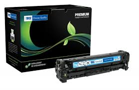 MSE Remanufactured Cyan Toner Cartridge for HP CE411A (HP 305A)