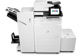HP E82560z LaserJet Managed MFP